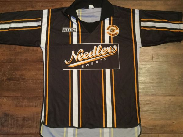 1994 1995 Hull City Limited Edition Football Shirt Adults Medium Jersey